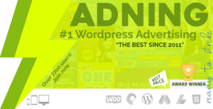 Download free Adning Advertising v1.5.2 – All In One Ad Manager