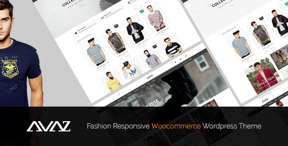 Download free Avaz v2.3 – Fashion Responsive WooCommerce Theme