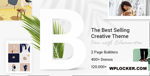 Download free Bridge v21.6 – Creative Multi-Purpose WordPress Theme
