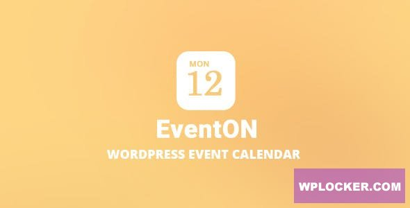 Download free EventOn v2.8.9 + Addons