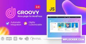 Download free Groovy Menu v2.0.15 – WordPress Mega Menu Plugin