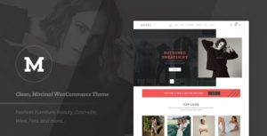 Download free Mgana v1.0.4 – Clean, Minimal WooCommerce Theme