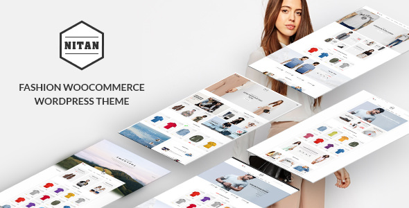 Download free Nitan v2.5 – Fashion WooCommerce WordPress Theme