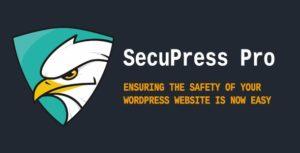 Download free SecuPress Pro v1.4.12 – Premium WordPress Security Plugin