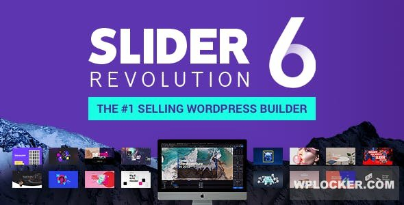 Download free Slider Revolution v6.2.9