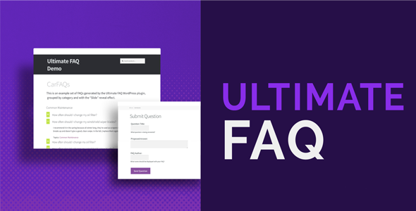 Download free Ultimate FAQ v1.9.2