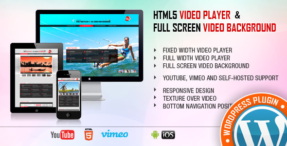 Download free Video Player & FullScreen Video Background v1.9.3