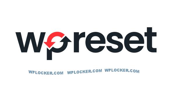 Download free WP Reset Pro v5.49 – WordPress Plugin