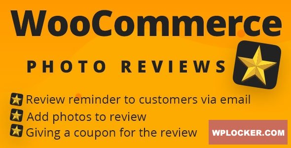 Download free WooCommerce Photo Reviews v1.1.4.3
