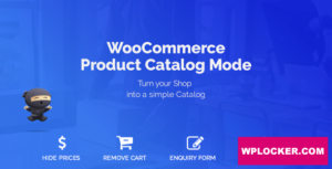 Download free WooCommerce Product Catalog Mode v1.6.10