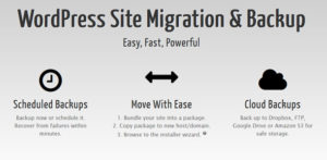 Download free Duplicator Pro v3.8.9 – WordPress Site Migration & BackUp