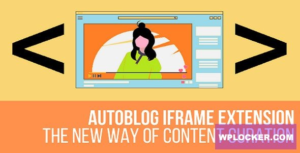 Download free AutoBlog Iframe Extension Plugin for WordPress v1.1.4