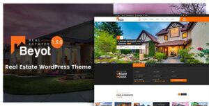 Download free BEYOT v2.0.2 – WordPress Real Estate Theme