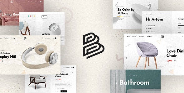 Download free Barberry v2.3 – Modern WooCommerce Theme