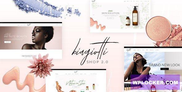 Download free Biagiotti v2.0 – Beauty and Cosmetics Shop