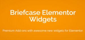 Download free Briefcase Elementor Widgets v1.8.1