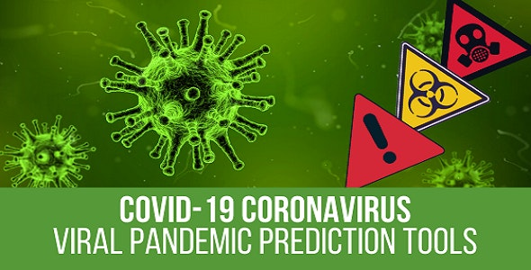 Download free COVID-19 Coronavirus v1.2.1 – Viral Pandemic Prediction Tools WordPress Plugin