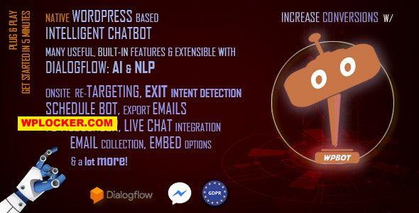 Download free ChatBot for WordPress v9.9.7