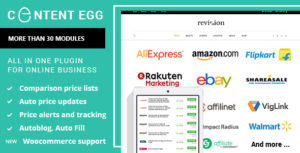 Download free Content Egg v6.7.6 – all in one plugin for Affiliate