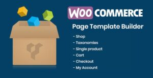 Download free DHWCPage v5.2.9 – WooCommerce Page Template Builder