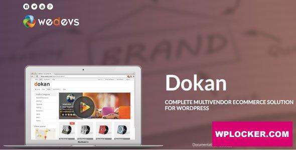 Download free Dokan Pro v3.0.4
