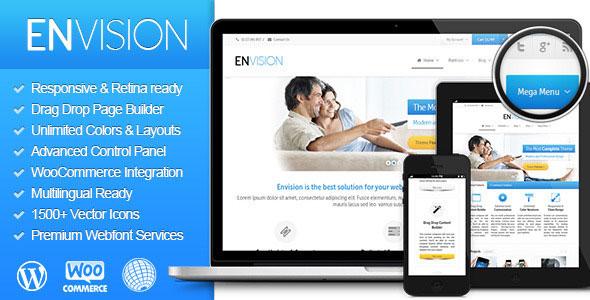 Download free Envision v3.3.0 – Responsive Retina Multi-Purpose Theme