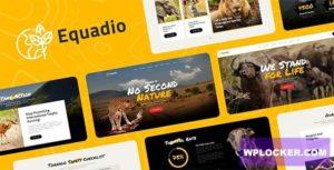 Download free Equadio v1.0.0 – Non-Profit and Environmental WordPress Theme