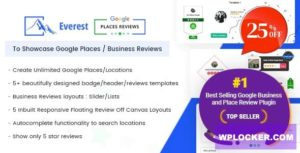 Download free Everest Google Places Reviews v2.0.9