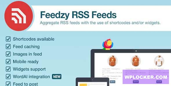 Download free Feedzy v1.6.12 – RSS Feeds Premium WordPress Plugin