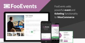 Download free FooEvents for WooCommerce v1.11.31