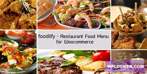 Download free Foodlify v1.3 – Restaurant Food Menu for Woocommerce