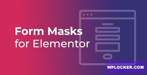 Download free Form Masks for Elementor v1.2