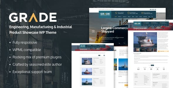 Download free Grade v2.0.0 – Engineering, Manufacturing & Industrial