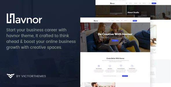 Download free Havnor v1.9.5 – Corporate Responsive Multi-Purpose Theme