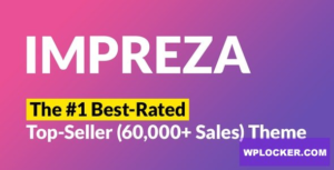 Download free Impreza v7.6 – Retina Responsive WordPress Theme