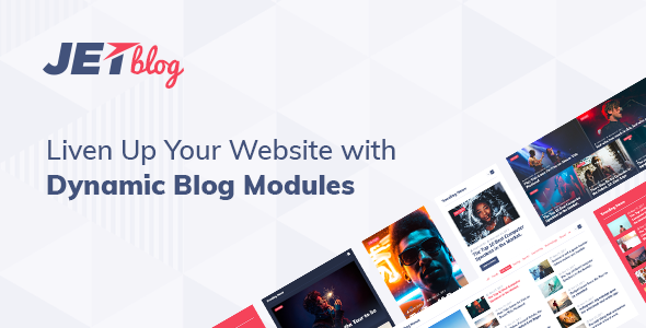 Download free JetBlog v2.2.9 – Blogging Package for Elementor Page Builder