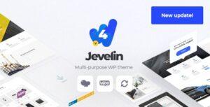 Download free Jevelin v4.6.9 – Multi-Purpose Premium Responsive Theme