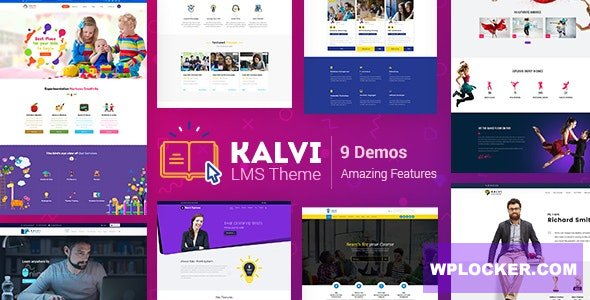 Download free Kalvi v2.4 – LMS Education