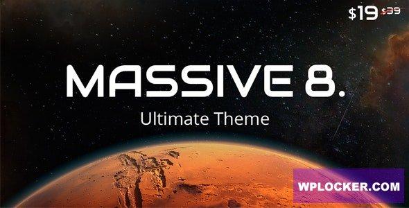 Download free Massive Dynamic v8.0 – WordPress Website Builder