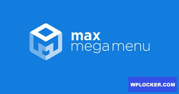 Download free Max Mega Menu Pro v2.1 – Plugin For WordPress