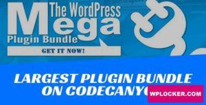 Download free Mega WordPress 'All-My-Items' Bundle by CodeRevolution v6.6