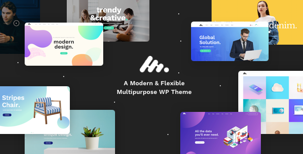 Download free Moody v2.0.0 – A Modern & Flexible Multipurpose Theme