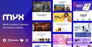 Download free Myx v1.1.1 – Business Multi-purpose WordPress Theme