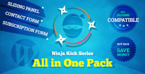 Download free Ninja Kick Series v1.4.0 – All in One Pack