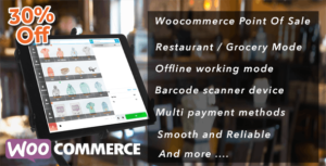 Download free Openpos v4.4.2 – WooCommerce Point Of Sale (POS)