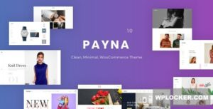 Download free Payna v1.0.8 – Clean, Minimal WooCommerce Theme