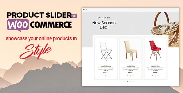 Download free Product Slider For WooCommerce v3.0.3