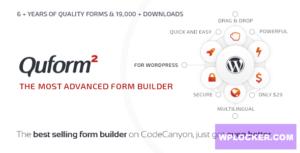 Download free Quform v2.11.2 – WordPress Form Builder