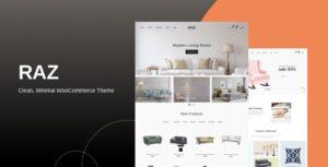 Download free Raz v1.0.3 – Clean, Minimal WooCommerce Theme