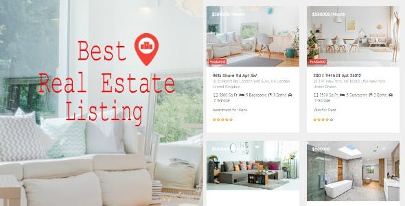Download free Real Estate Pro v1.7.7 – WordPress Plugin